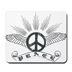 Peace Wing Classic Mousepad