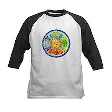 Four Seasons Mandala Baseball Jersey