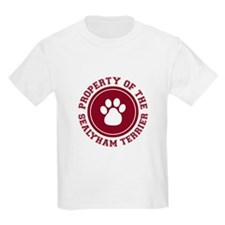 Sealyham Terrier Kids T-Shirt