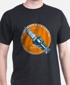Retro Johns Electrical T-Shirt