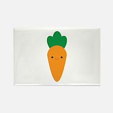 Carrot Rectangle Magnet (100 pack)