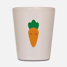 Carrot Shot Glass