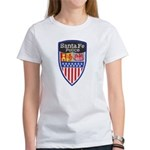 Santa Fe Police Women's T-Shirt