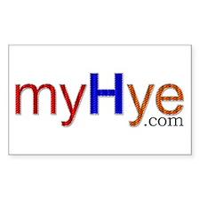 myHye Rectangle Decal