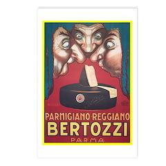 Bertozzi Postcards (Package of 8)