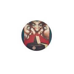Bertozzi Mini Button (100 pack)
