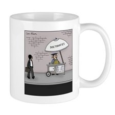 Doctorate Stand Mugs