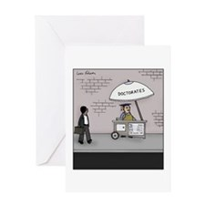 Unique Higher education Greeting Card