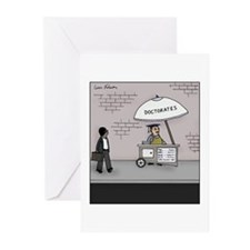 Cute Higher education Greeting Cards (Pk of 10)