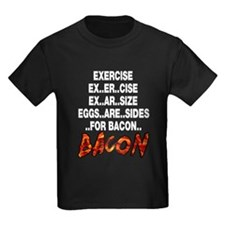 Exercise Eggs Are Sides Bacon T