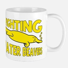 water beaver Mug