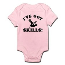 Pole Vault Designs Infant Bodysuit