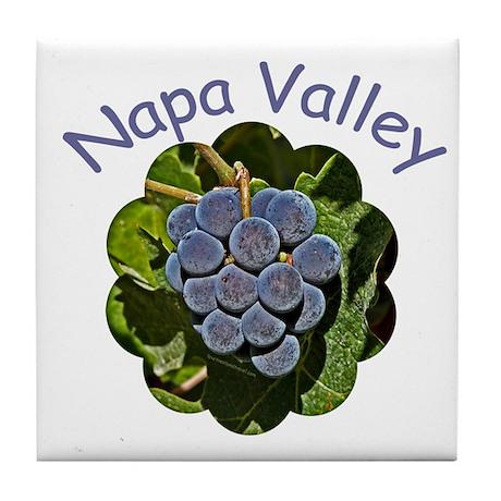 Napa Valley - Tile Coaster