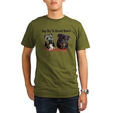 Say No To Breed Bans! T-Shirt