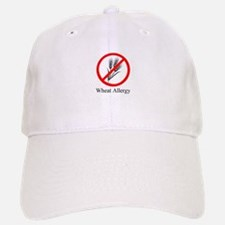 Wheat Allergy Baseball Baseball Cap