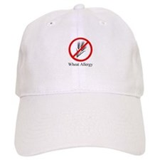 Wheat Allergy Baseball Cap