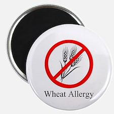 Wheat Allergy Magnet