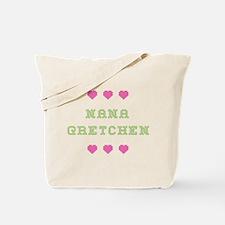 Nana Gretchen Tote Bag