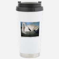 J J Audubon - Swan Travel Mug