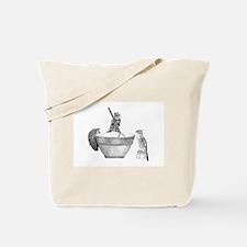 Mixing bowl Tote Bag