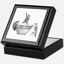 Mixing bowl Keepsake Box