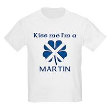 Martin Family Kids T-Shirt