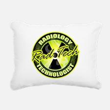 Rad Tech2A.png Rectangular Canvas Pillow