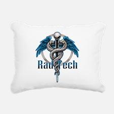 Rad-Tech-Blue-Caduceus.png Rectangular Canvas Pill