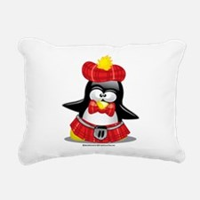 Scottish-Penguin-Red-2009.png Rectangular Canvas P
