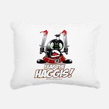 Fear-the-Haggis.png Rectangular Canvas Pillow