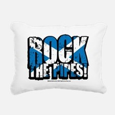 Rock-The-Pipes-2009.png Rectangular Canvas Pillow