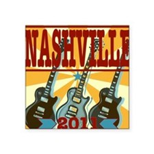 Nashville 2011 Hatch-Style Sticker
