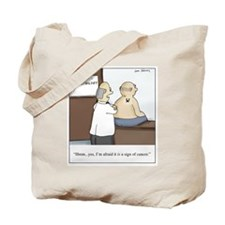 Cute Signing Tote Bag
