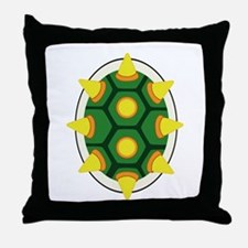 Armour of the King Throw Pillow