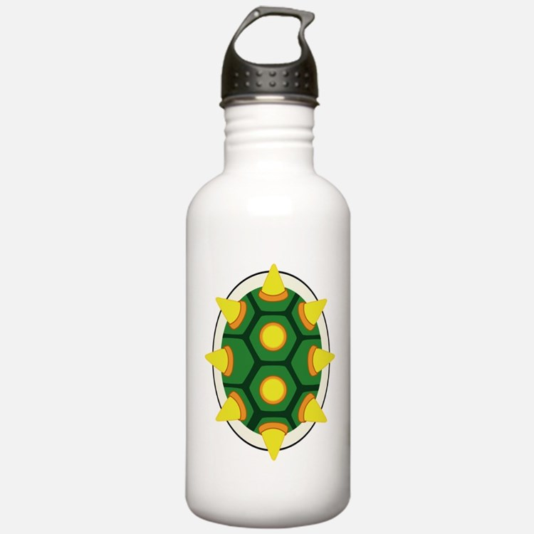 Armour of the King Water Bottle