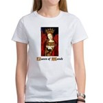 Queen of Wands Women's T-Shirt