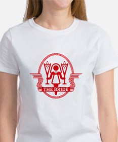 The Bride (Red) Women's T-Shirt