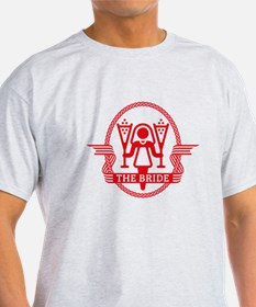 The Bride (Red) T-Shirt