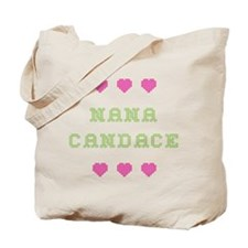Nana Candace Tote Bag
