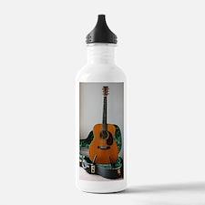 String Art Water Bottle