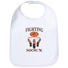 FIGHTING SIOUX Bib