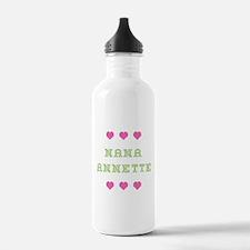 Nana Annette Water Bottle