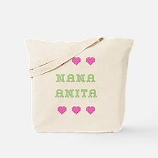 Nana Anita Tote Bag