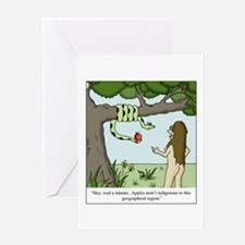 Funny Snakes Greeting Card