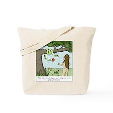 Cute Snake food Tote Bag