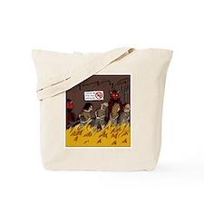 Unique Cigarette Tote Bag