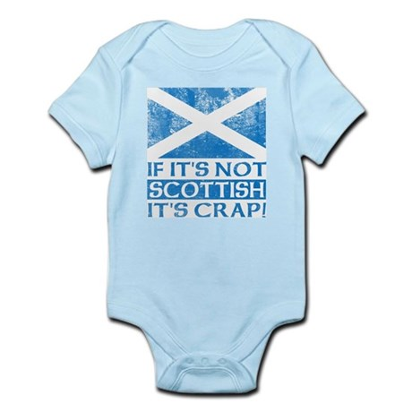 If it's Not SCOTTISH, It's CRAP! Body Suit