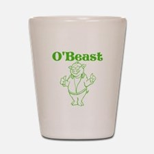 OBeast Shot Glass