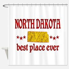 North Dakota Best Shower Curtain