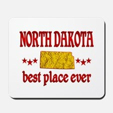 North Dakota Best Mousepad